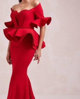 Kırmızı Abiye 2020-KA01